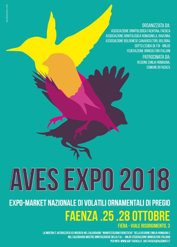 Calendario Fiere Ornitologiche.Associazione Ornitologica Faentina
